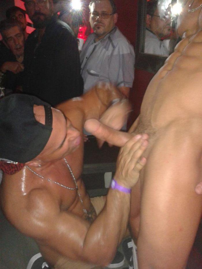 gay on stage