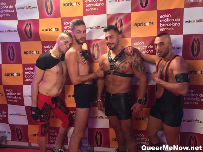Abraham montenegro en enclave gay en el seb - 2 9
