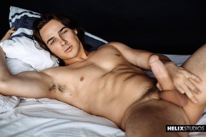 Justin Owen Gay Porn Star Helix Studios Twink