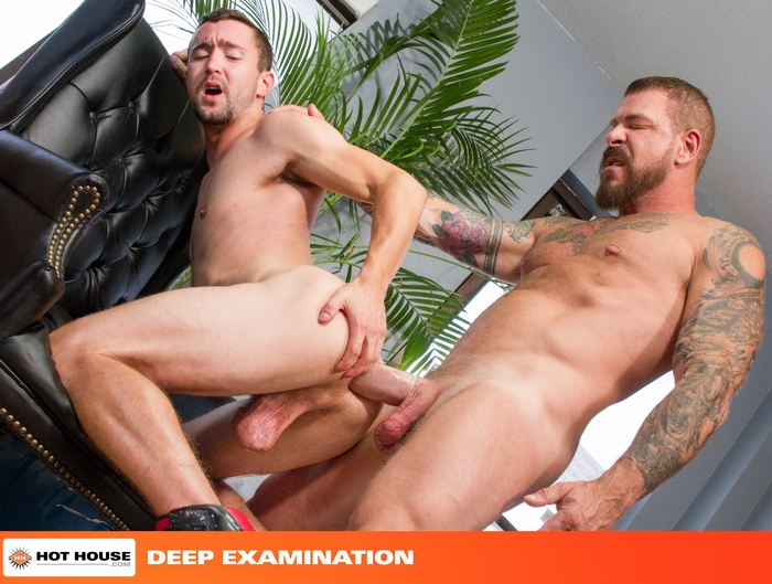 Rocco Steele Colt Rivers Gay Porn Huge Cock