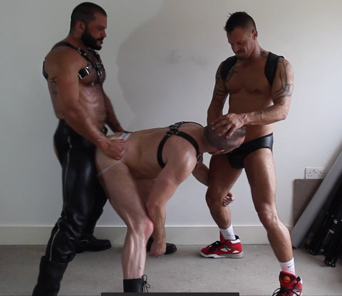 Rogan Richards Gay Porn Star Bricklayer1001