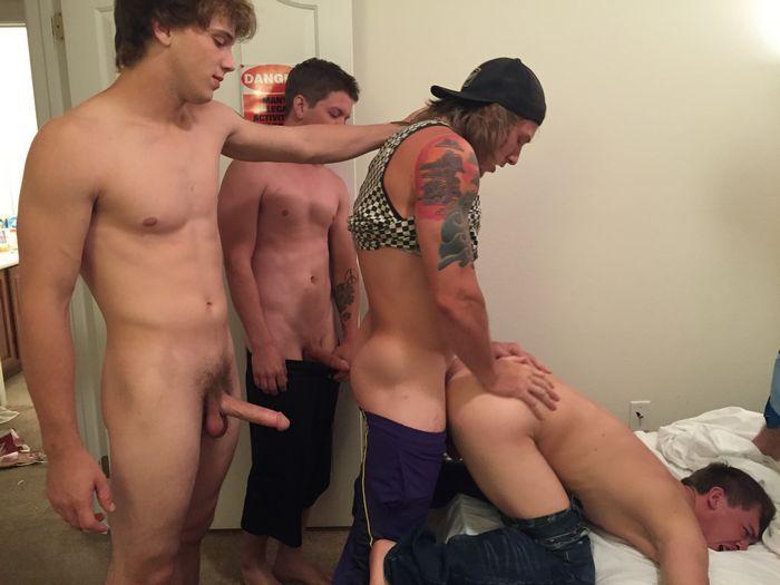 fraternity x