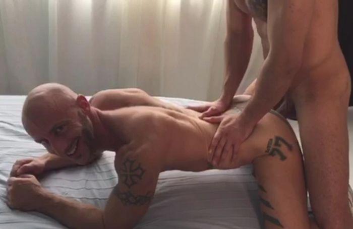 Aymeric DeVille Dalton Sirius Gay Porn Bareback Sex Fuckermate