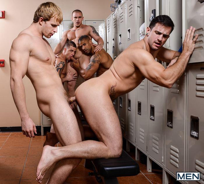 Soccer Gay Orgy