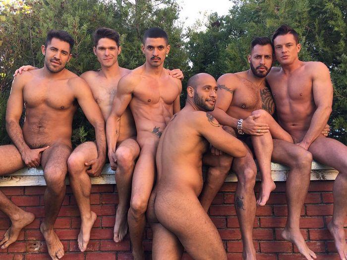 Taurus gay porn stars