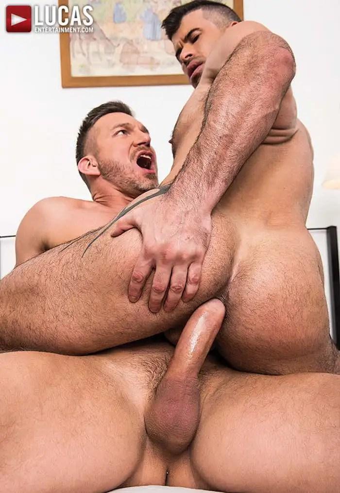 Adam Kilian Gay Porn Star Tomas Brand Muscle Bareback Sex