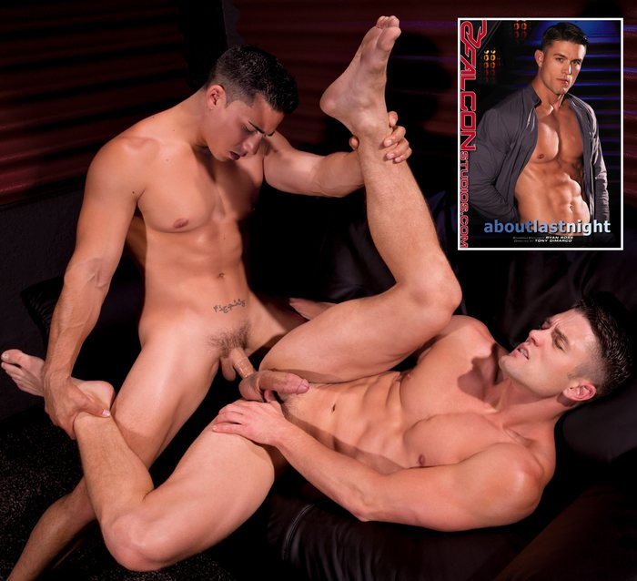Ryan Rose Gay Porn Topher DiMaggio Falcon ABOUT LAST NIGHT