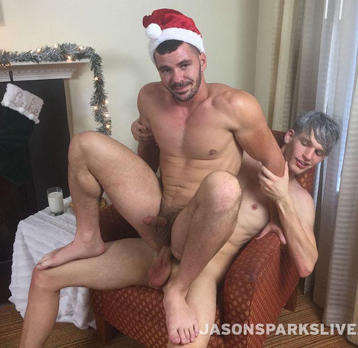 Dirty santa porn