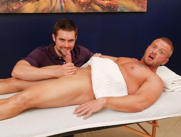James Huntsman Gay Porn Griffin Barrows
