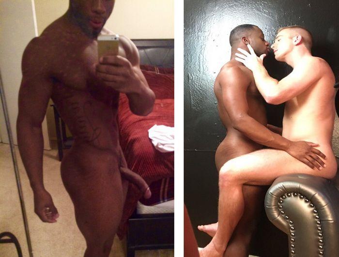 Luke Diamond Gay Porn Star Naked Big Dick Butt