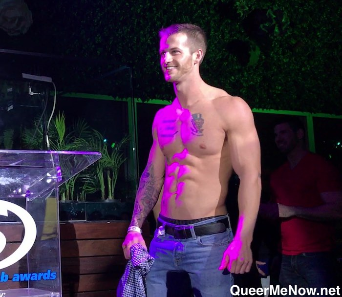 Quentin Gainz Gay Porn Star Shirtless Cybersocket