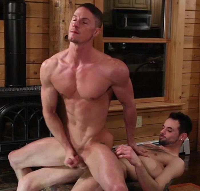 Skyy Knox Gay Porn Marco Gagnon
