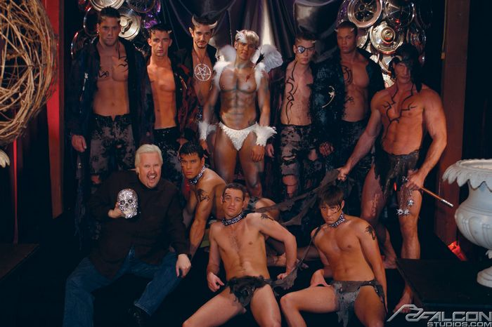Heaven To Hell Falcon Studios Gay Porn