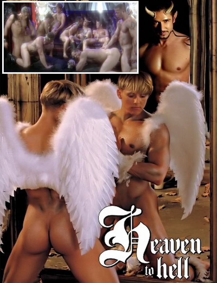 Heaven To Hell Gay Porn Falcon Studios Classic