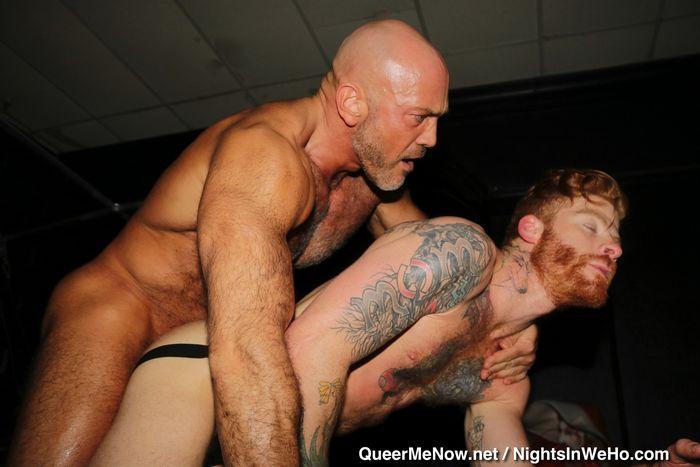 HustlaBall Las Vegas Gay Porn Stars Live Sex Jesse Jackman Bennett Anthony