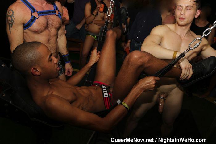 HustlaBall Las Vegas Gay Porn Stars Live Sex Tex Davidson Dante Martin Tigger Redd