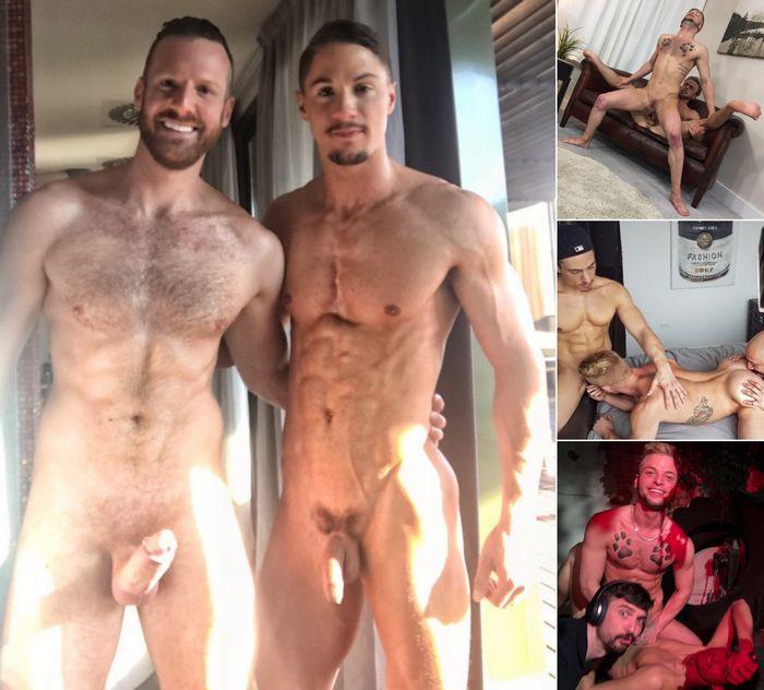 Gay Porn Skyy Knox Gabriel Phoenix Beau Taylor Koby Lewis Dylan Strokes