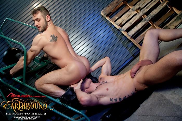 Blake Riley JJ Knight Gay Porn