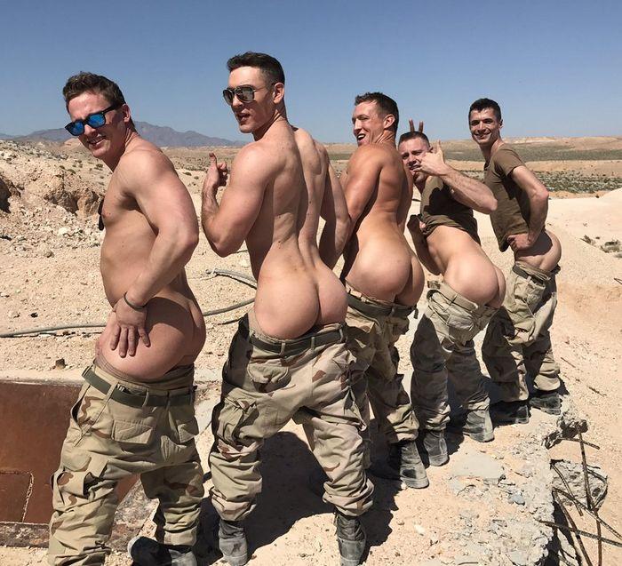 Gay Porn Military Code of Silence Forrest Marks Tommy Regan Brandon Evans Pierce Hartman Kyle McMillian