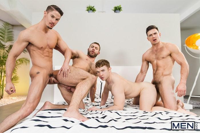 Gay Porn Orgy Paddy OBrian Diego Reyes Gabriel Cross Skyy Knox