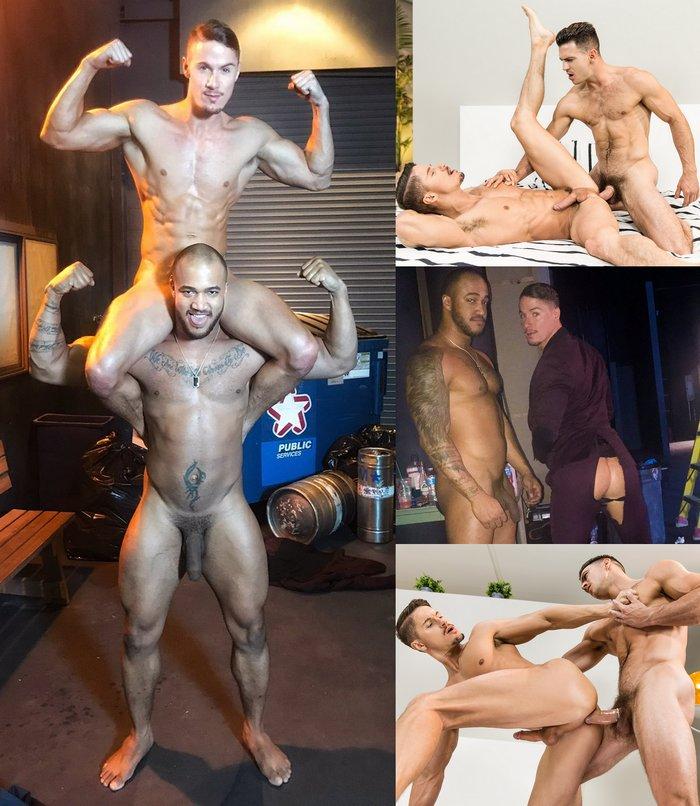 Skyy Knox Gay Porn Jason Vario Paddy OBrian