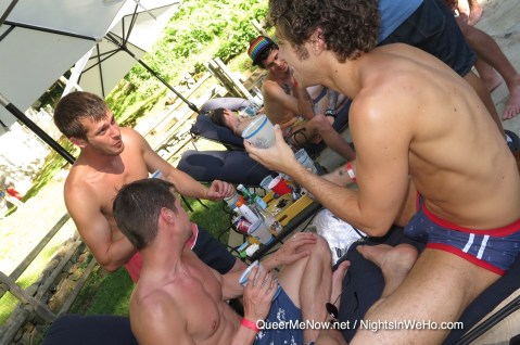 CockyBoys Pool Party Gay Porn Stars-149