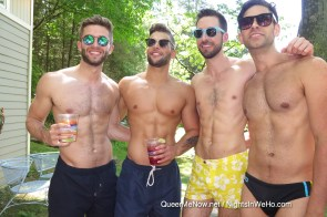 CockyBoys Pool Party Gay Porn Stars-21