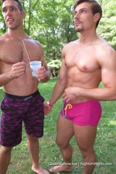 CockyBoys Pool Party Gay Porn Stars-42