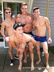 CockyBoys Pool Party Gay Porn Stars-8
