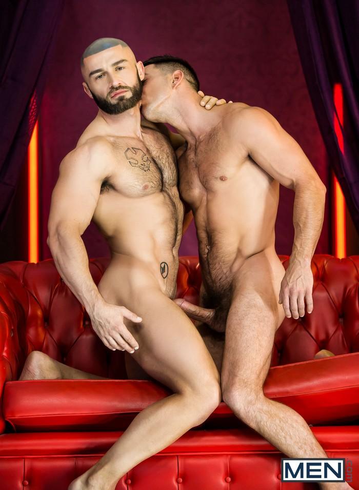 Francois Sagat Gay Porn Star Paddy OBrian