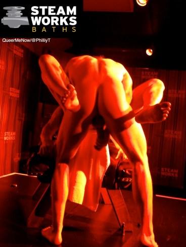 Gay Porn Bruce Beckham Alex Mecum Austin Wolf Live Sex Show-2