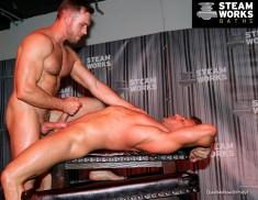 Gay Porn Bruce Beckham Alex Mecum Austin Wolf Live Sex Show-32