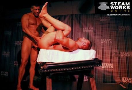 Gay Porn Bruce Beckham Alex Mecum Austin Wolf Live Sex Show-42