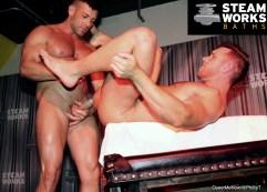 Gay Porn Bruce Beckham Alex Mecum Austin Wolf Live Sex Show-46