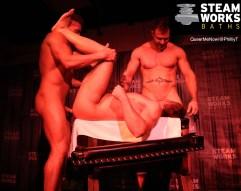 Gay Porn Bruce Beckham Alex Mecum Austin Wolf Live Sex Show-47