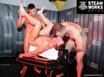 Gay Porn Bruce Beckham Alex Mecum Austin Wolf Live Sex Show-49