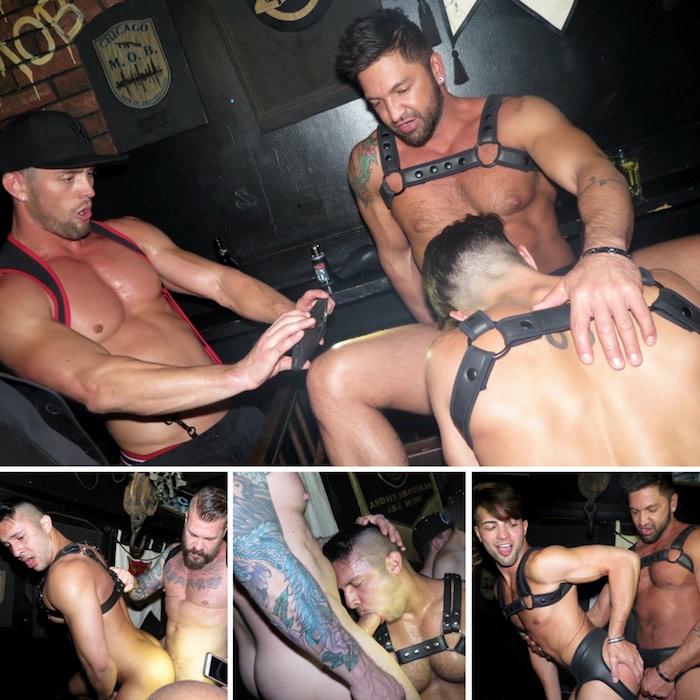 Gay Porn Ryan Rose Rocco Steele Dominic Pacifico Seth Santoro Casey Everett