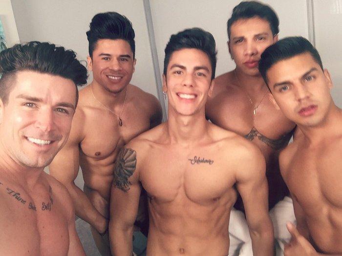 Ken Smith Gay Porn Star Trenton Ducati Armond Rizzo Angel Cruz Alejandro Castle