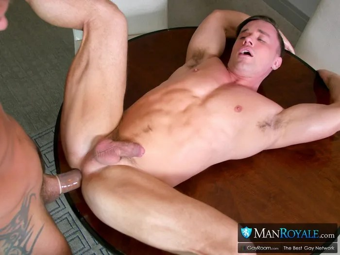 image Manroyale hot guys get home to get in action
