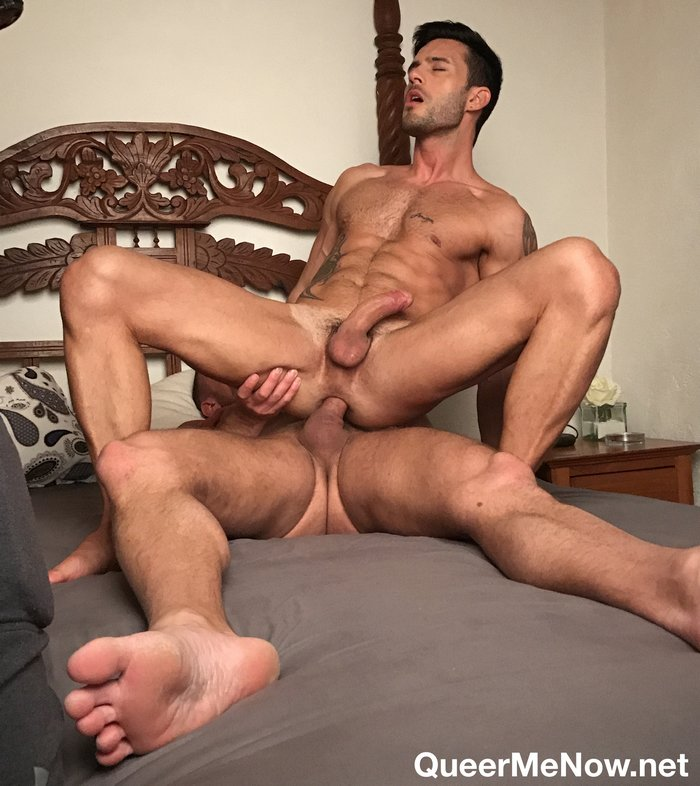 Andy Star Logan Logue Gay Porn Bareback Sex