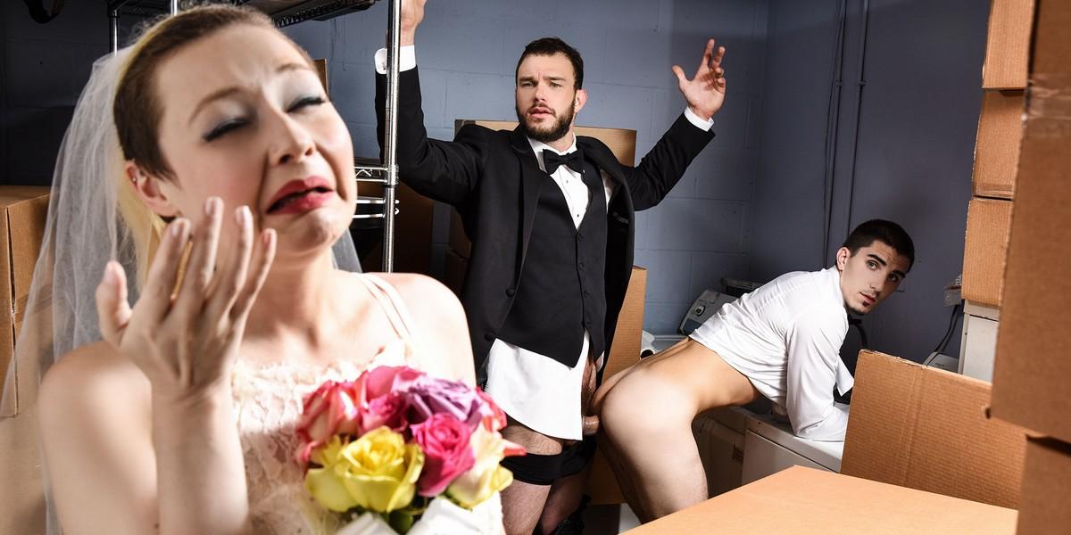 гей невеста порно фото