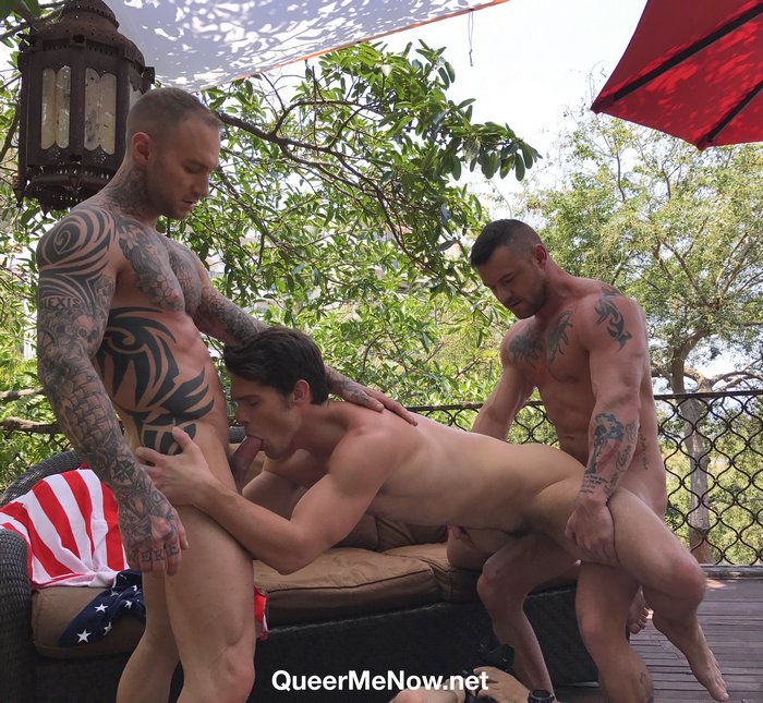 Gay Porn Behind The Scenes Devin Franco Dylan James Sergeant Miles