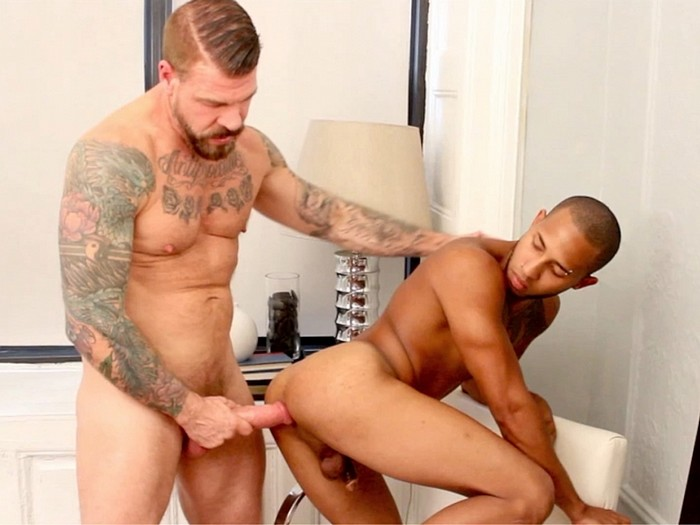 Gay Porn Big Dick Bareback Sex Rocco Steele My10Inches