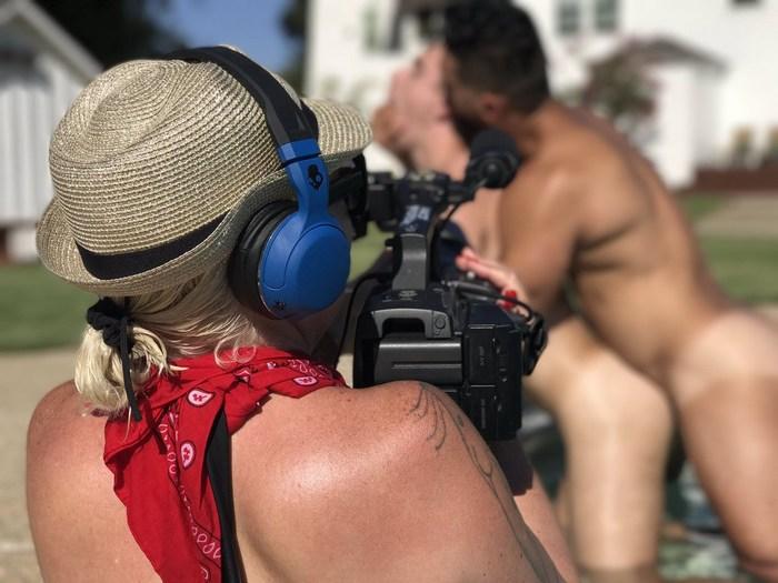 Arad Winwin Brad Peyton Gay Porn Behind The Scenes