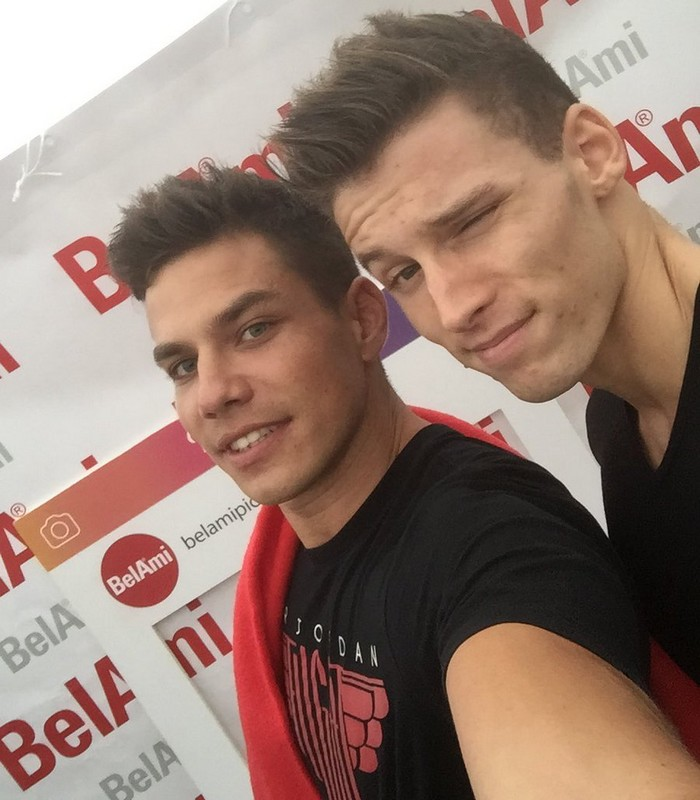 BelAmi Gay Porn Stars Prague Pride 2017