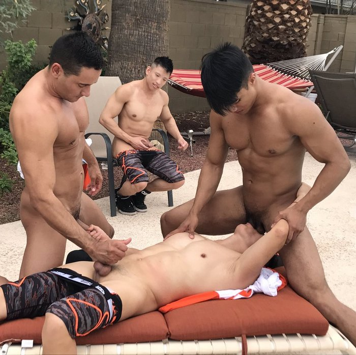 Gay Porn Asian Orgy Ken Ott Jessie Lee Cody Hong Gabriel DAlessandro