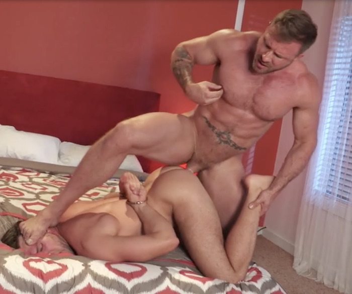 Austin Wolf Gay Porn Alex Mecum Dominate Fixer