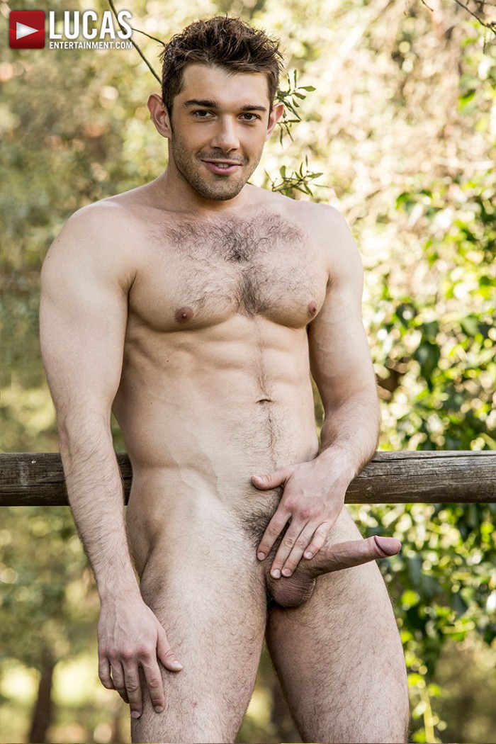 Ben Batemen Gay Porn Star Muscle Naked