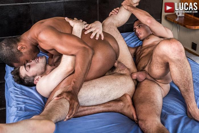 Ben Batemen Sean Xavier Javi Velaro Gay Porn