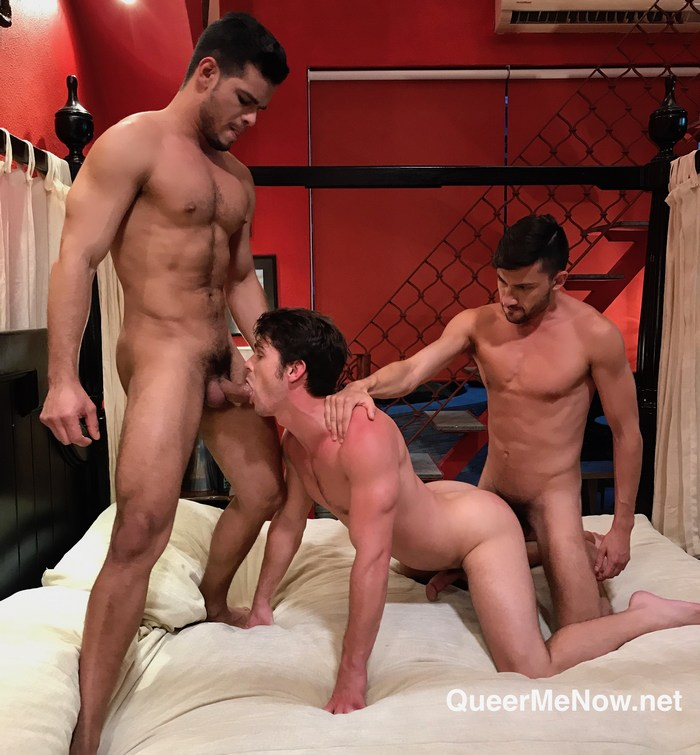Gay Porn Behind The Scenes Devin Franco Rico Marlon Scott Demarco Bareback Sex